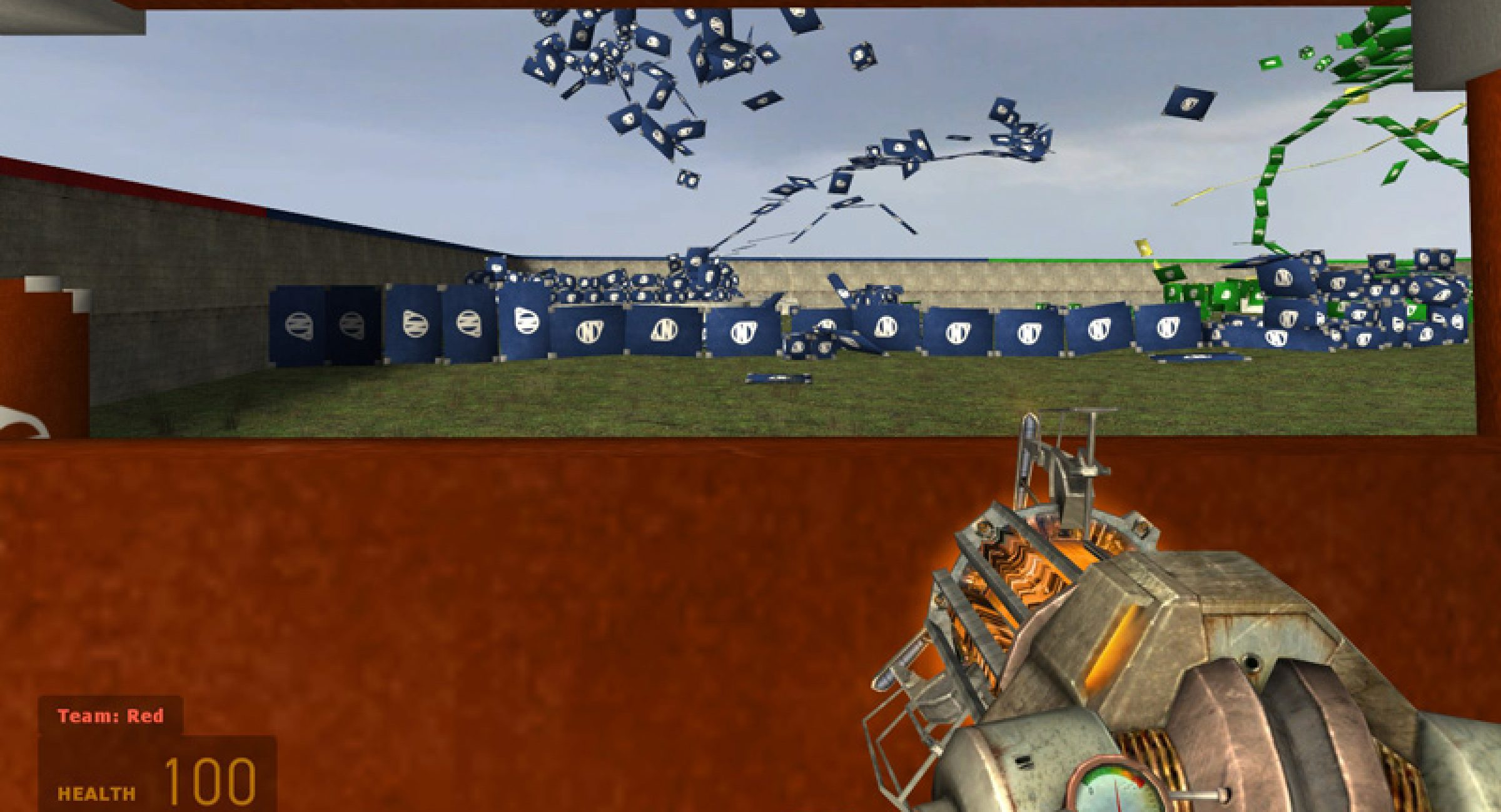 neoforts is a free video game based on halflife2